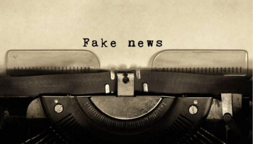 Mainstream media is full of fake news