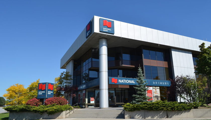 National Bank of Canada says data exposed includes name, birthdate and phone number