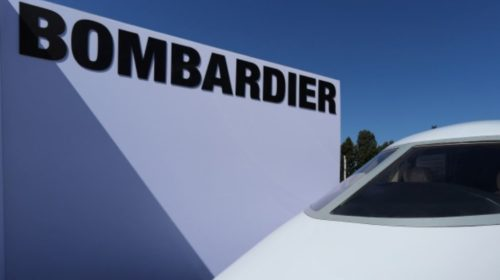 Shares of Bombardier up more than 20% after singing CSeries deal with Airbus