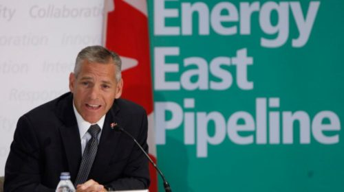 Conservatives savage Liberal government over cancellation of Energy East pipeline