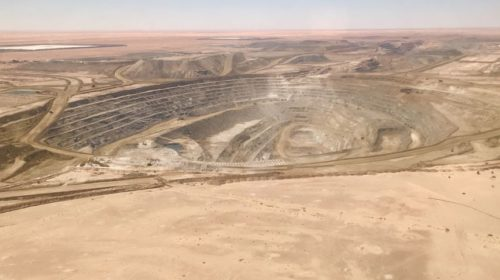 Gold miner Kinross going ahead with US$1 billion in expansion projects