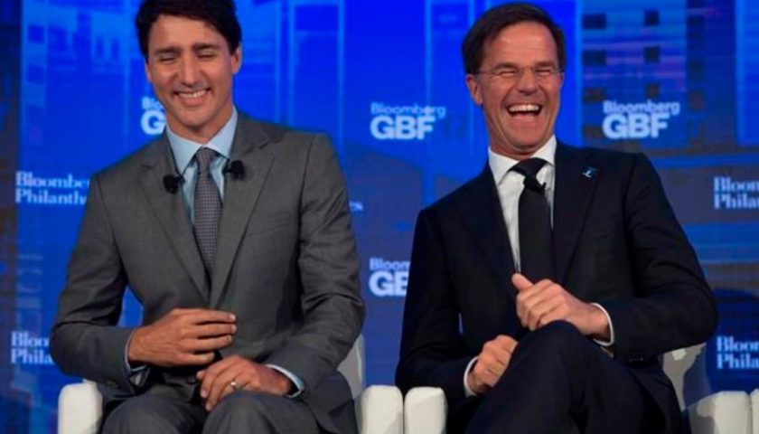 Many meetings, We Day rally fill PM Trudeau's day as he continues New York visit