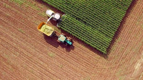 Agriculture looks to space in latest push for precision agriculture
