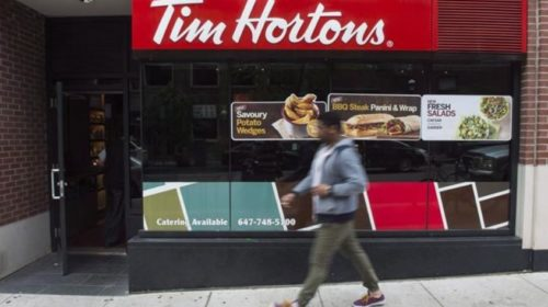 Tim Hortons franchisee group files lawsuit against parent company